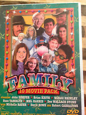 10 Movie Pack (4 Disc Set) * USED DVD *(E)