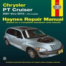 2001 03 04 2005 2006 2007 2008 2009 2010 Chrysler PT Cruiser Repair Manual 9635