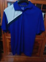 Mitre Dri Fit Sport  Golf Polo Shirt New Large