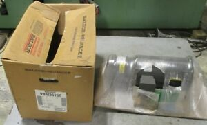 Baldor VBM3615T Brake Motor 5 HP, 3 Ph, 208-230/460 V, 1745 RPM, 184TC New