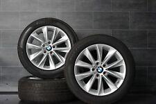 Original BMW X3 F25 X4 Llantas de Aluminio Sensores Ruedas Invierno 245 50 r18