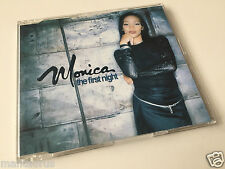 Monica - The First Night - Maxi CD Single