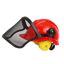 Safety Helmet With Visor And Ear Protection (Genuine Neilsen CT5290)