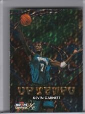 2000-01 HOOPS #UT2 KEVIN GARNETT UP TEMPO TIMBERWOLVES 1900/1989 5208