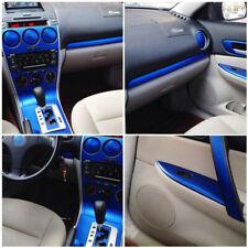 Interior Center Console Carbon Fiber Molding Sticker Decal For Mazda 6 2003-2013