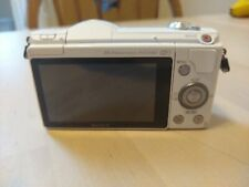 Sony Alpha a5100 Mirrorless Digital Camera 24.3MP White Body Only