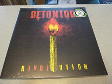 Betontod Revolution ( Red Vinyl ) Gatefold