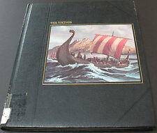 Vintage - The Seafarers - The Vikings By Robert Wernick Time-Life Books