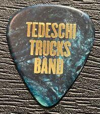 TEDESCHI TRUCKS BAND #2 TOUR GUITAR PICK