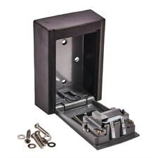 4 Digit Wall Mounted Key Safe Lock Box Storage Container Outdoor Secure Safety