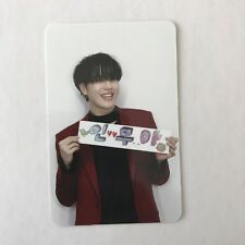 Yugyeom Got7 - Flight Log Arrival Promise Version Official Photocard (1pc) GOT7