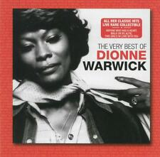 THE VERY BEST OF DIONNE WARWICK (LIVE) (CD)