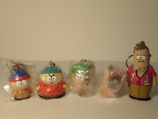 South Park Key Chains 1998 - New!