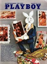 Playboy Magazine 1973 January Excellent Condition