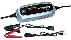 """Ctek Chargeur de Batterie """" Lithium XS """" Pour Batteries"""