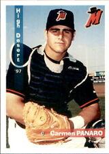 1997 High Desert Mavericks Grandstand #20 Carmen Panaro Buffalo New York NY Card