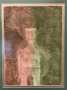"""Rare Rufino Tamayo Signed (6/25) Multi-Color Lithograph (13""""x18"""") With Frame"""