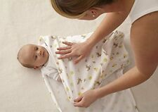 NEW Grobag Gro Swaddle Baby Swaddling wrap Blanket - Woodland Friends