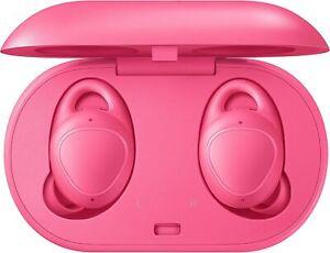 Samsung Gear IconX im Ohr Kabellos Kopfhörer - Rosa (SM-R140NZIADBT)
