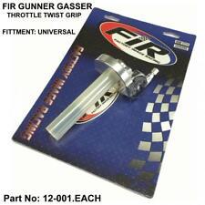 Gunner Gasser Quick Action Throttle Twist Grip Classic Motorcycle FIR Brand