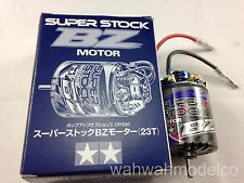 Tamiya Super Stock BZ Motor 23T EP 1:10 4WD RC Cars Buggy Touring Truck #53930