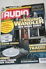 Audio 05/2021 Zeitschrift ohne CD !!!!!