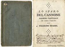 Benincasa: Lo sparo del cannone. Camerino, 1805