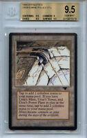 MTG Antiquities Urza's Mine BGS 9.5 Gem Mint Pulley Magic card 5518