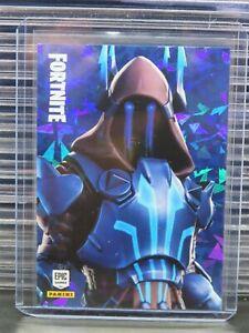 2020 Panini Fortnite Series 2 Ice King #183 Cracked Ice USA Print G67