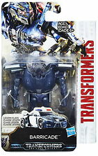 Transformers: The Last Knight Legion Class Barricade Action Figure