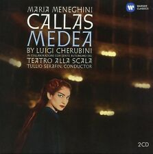 Cherubini / Callas / Scotto / Picchi / Chorus - Medea (1960) [New CD]