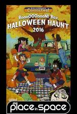 HALLOWEEN COMICFEST 2016 MINI COMIC - BOOOOM! BOX HALLOWEEN SPECIAL #1