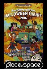 HALLOWEEN COMICFEST 2016 MINI COMIC - BOOOOM! BOX HALLOWEEN SPECIAL #1