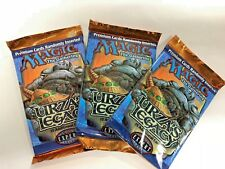 MTG - 3 x factory sealed English language Urza's Legacy booster pack