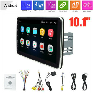 "10.1"" 2DIN Android 9.1 Touch Screen Car Radio Stereo GPS MP5 Player  WiFi 1G+16G"