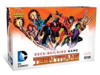 TEEN TITANS - DC Comics Deck Building Game (Cryptozoic) #NEW