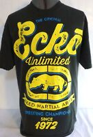 Ecko Unltd-Rhino Logo-Mens T-Shirt, Size Medium, 100% Cotton