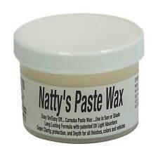 Poorboys Natty's UV Light Absorber Paste Wax - 236ml