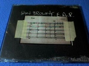 Ian Brown (Stone Roses) - F.E.A.R. CD Single - Tested. - Near Mint Condition