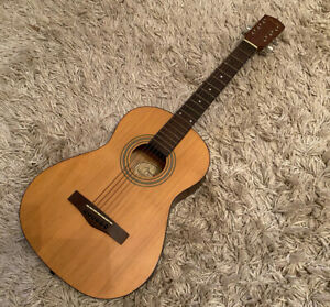 Fender MA-1 Acoustic Guitar 3/4 Size Guitar Wooden Sting Instrument