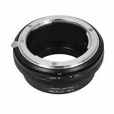 FOTGA Adapter for Nikon AI AF-S G Lens to Sony E-Mount NEX-3 NEX-C3 NEX-5 NEX-6