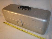 Umco Corporation Model 42 Aluminum Tackle Box 3 Trays Fishing Lure