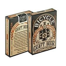 Bicycle Craft Beer Playing Card