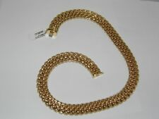 FOPE collana oro 18KT gold necklace collier en or Goldkette collar de oro