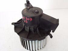 Peugeot 307 2003 Heater Blower Fan Motor