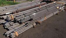 "410 Stainless Steel Round Rod Bar 1.75"" Dia. x 144"""