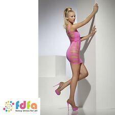 Women's Sleeveless Synthetic Clubwear Stretch, Bodycon Dresses