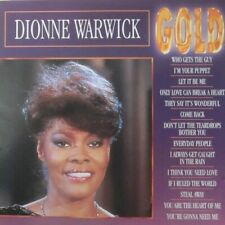 DIONNE WARWICK  - GOLD - CD
