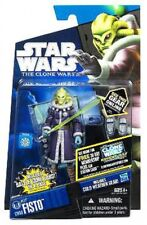 Star Wars Clone Wars 2011 Kit Fisto Action Figure CW60 [Cold Weather Gear]