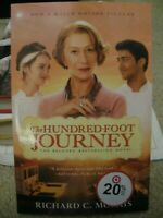 The Hundred-Foot Journey by Richard C. Morais (2014, Paperback, Movie Tie-In)